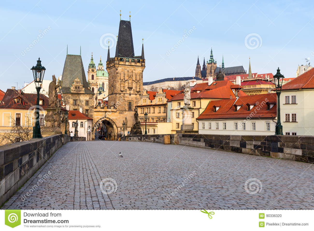 Charles Bridge Karluv Most, Praga