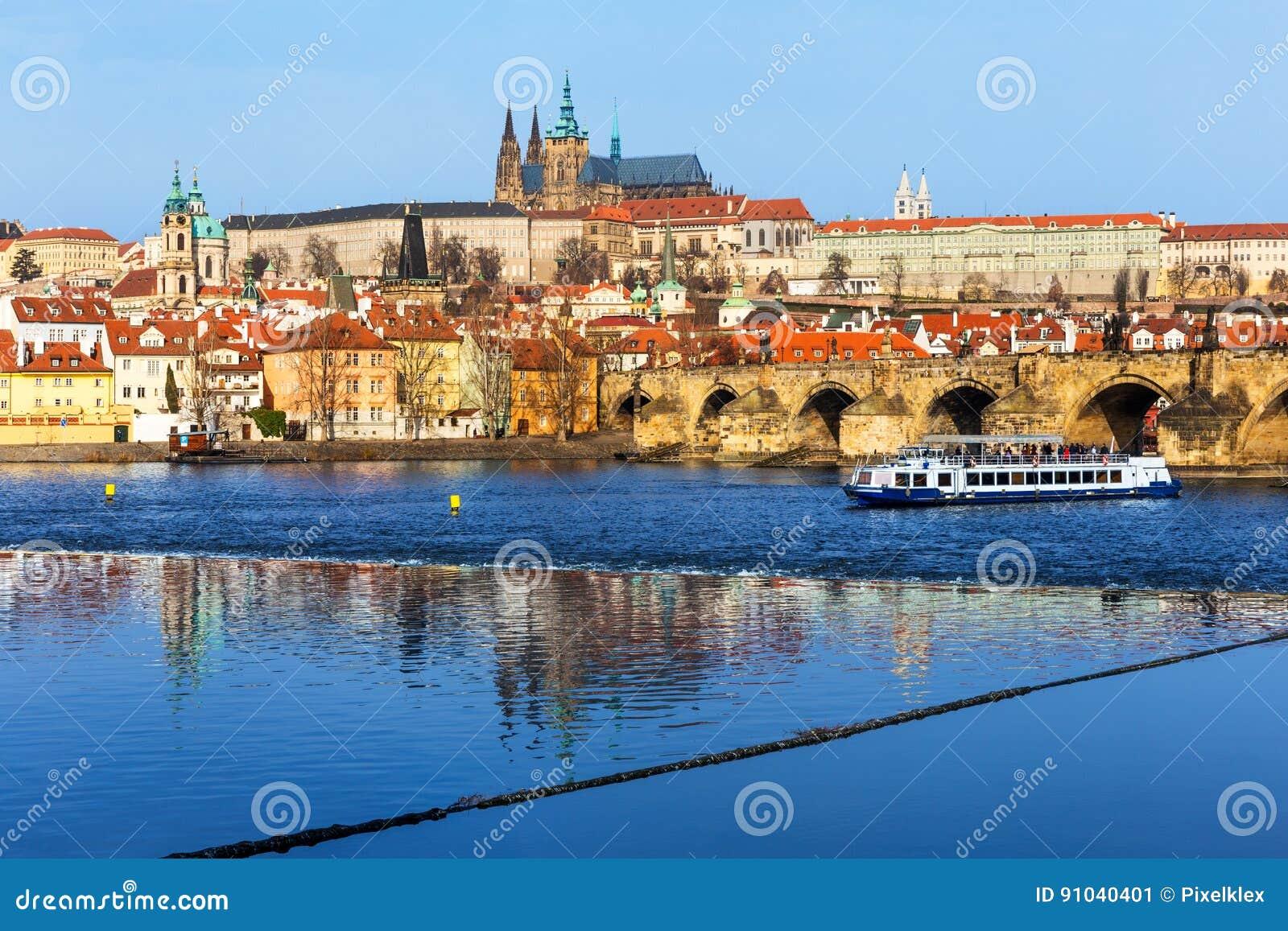 Charles Bridge Karluv Most, Praga