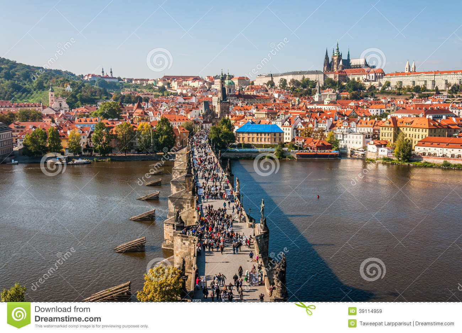 Charles-brug, Praag