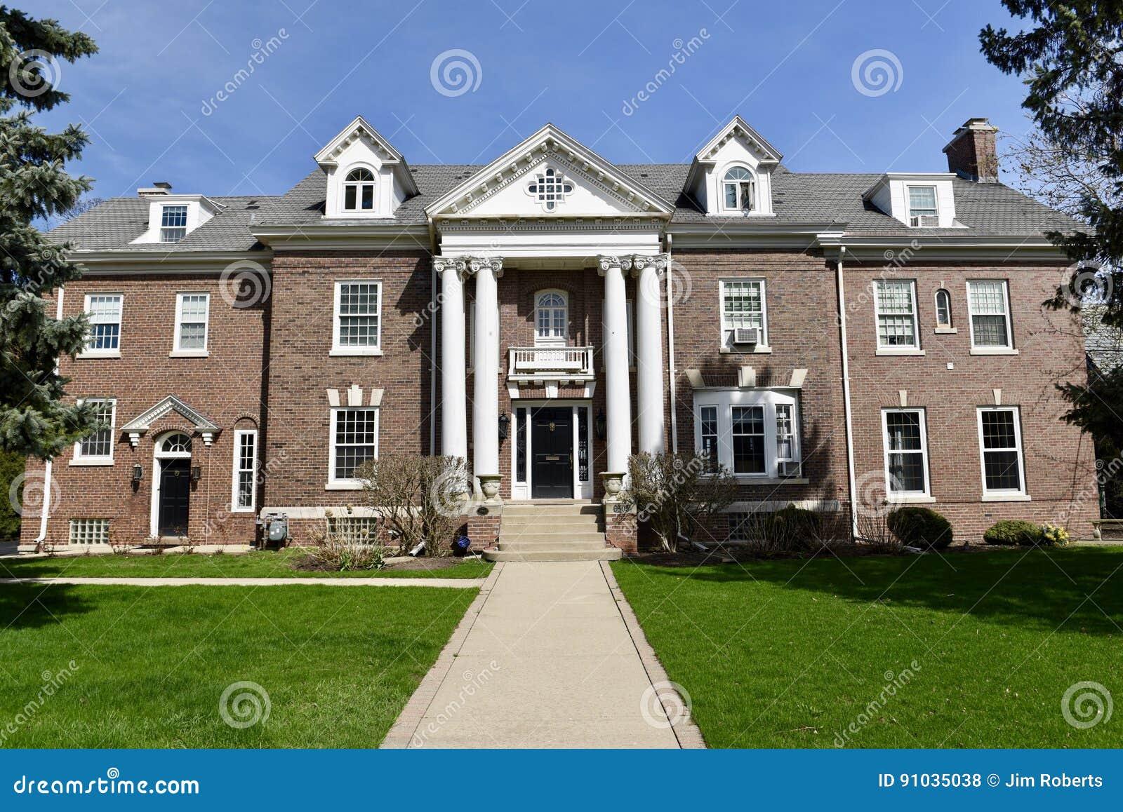 Charles Chester Allen House