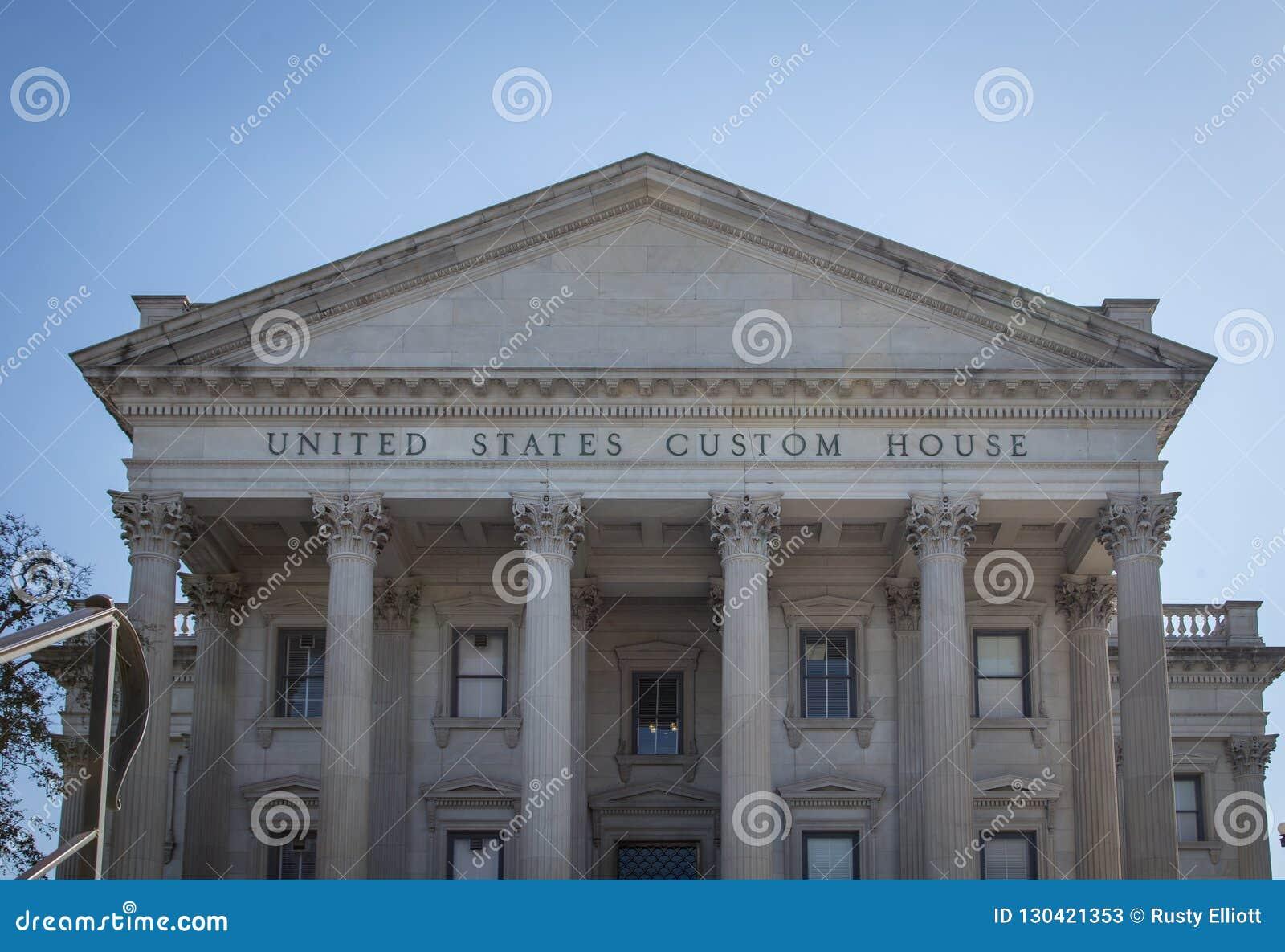 Charleston Förenta staterna för beställnings- hus