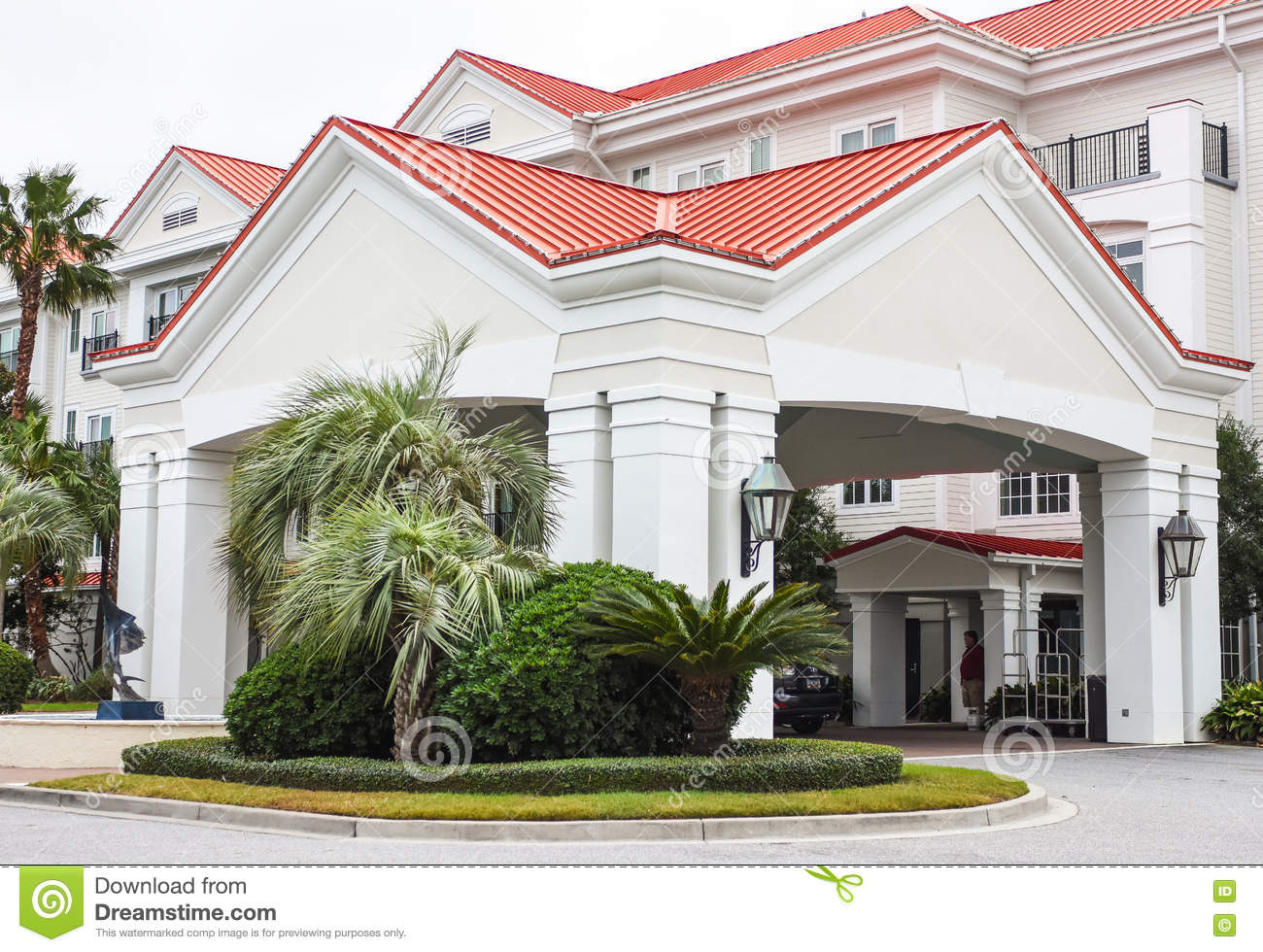 Charleston Harbor Resort Editorial Image Image 80579655