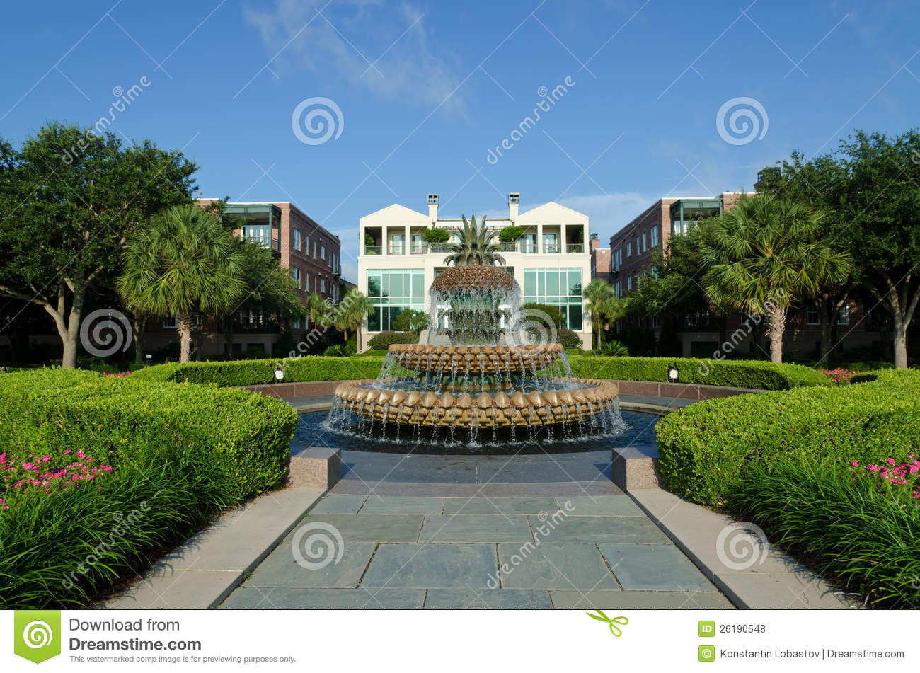 Charleston Sc Royalty Free Stock Photos Image 26190548