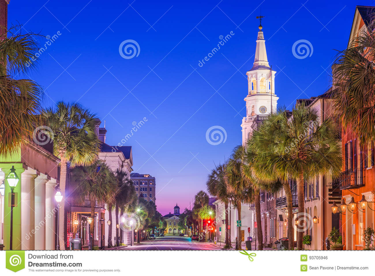 Charleston South Carolina, USA