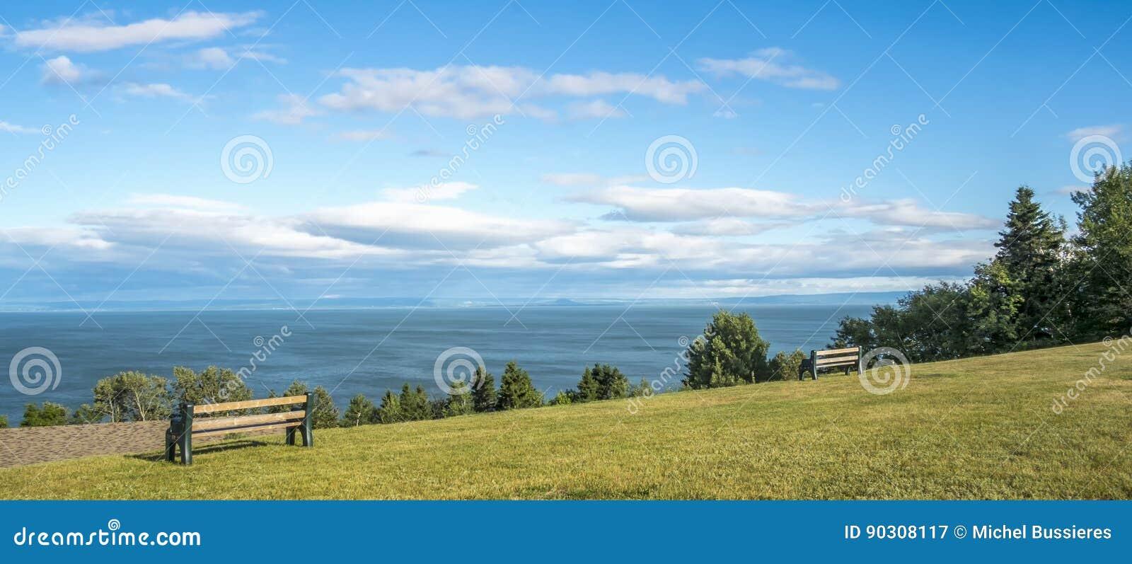 Charlevoix sceneria