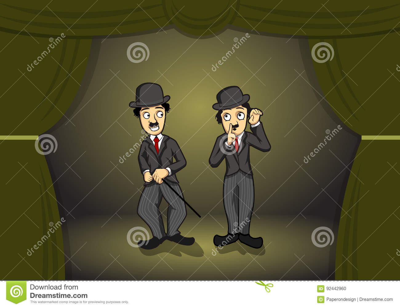 Impersonate Cartoons, Illustrations & Vector Stock Images ...