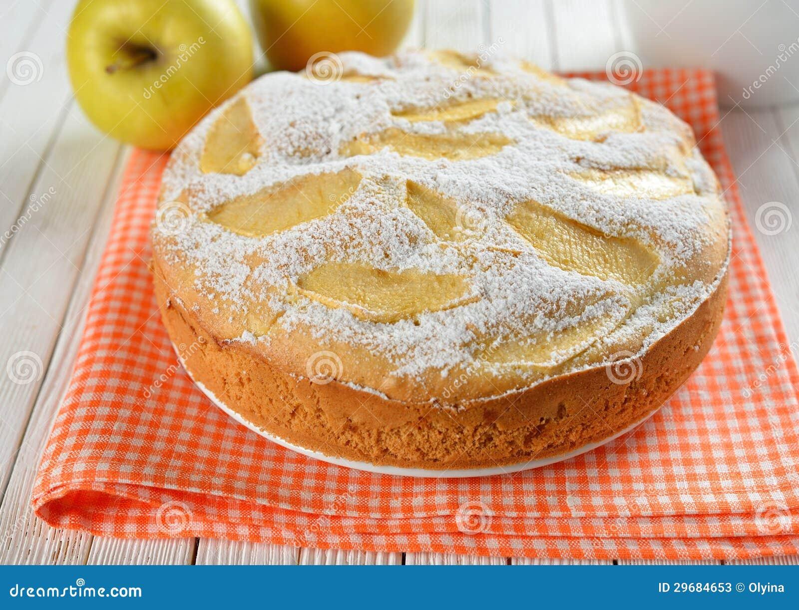 Как сделать бисквит на шарлотку