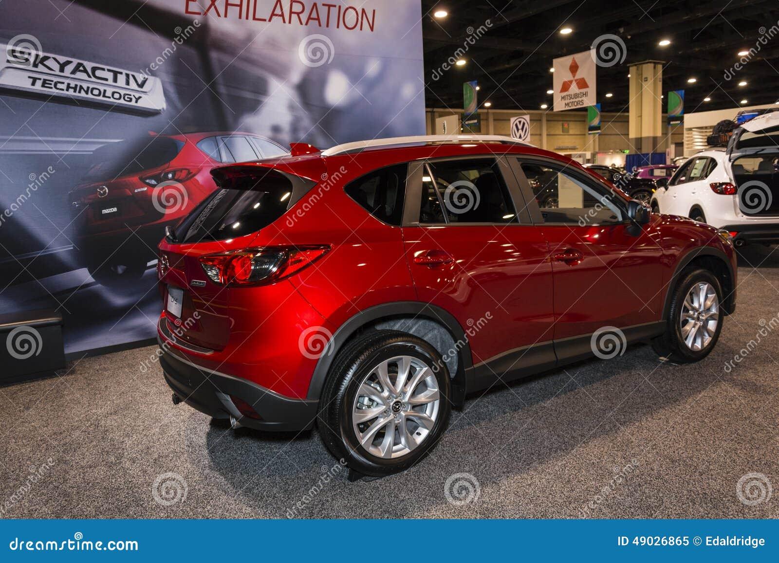 Charlotte International Auto Show 2014 Editorial Image Image 49026865