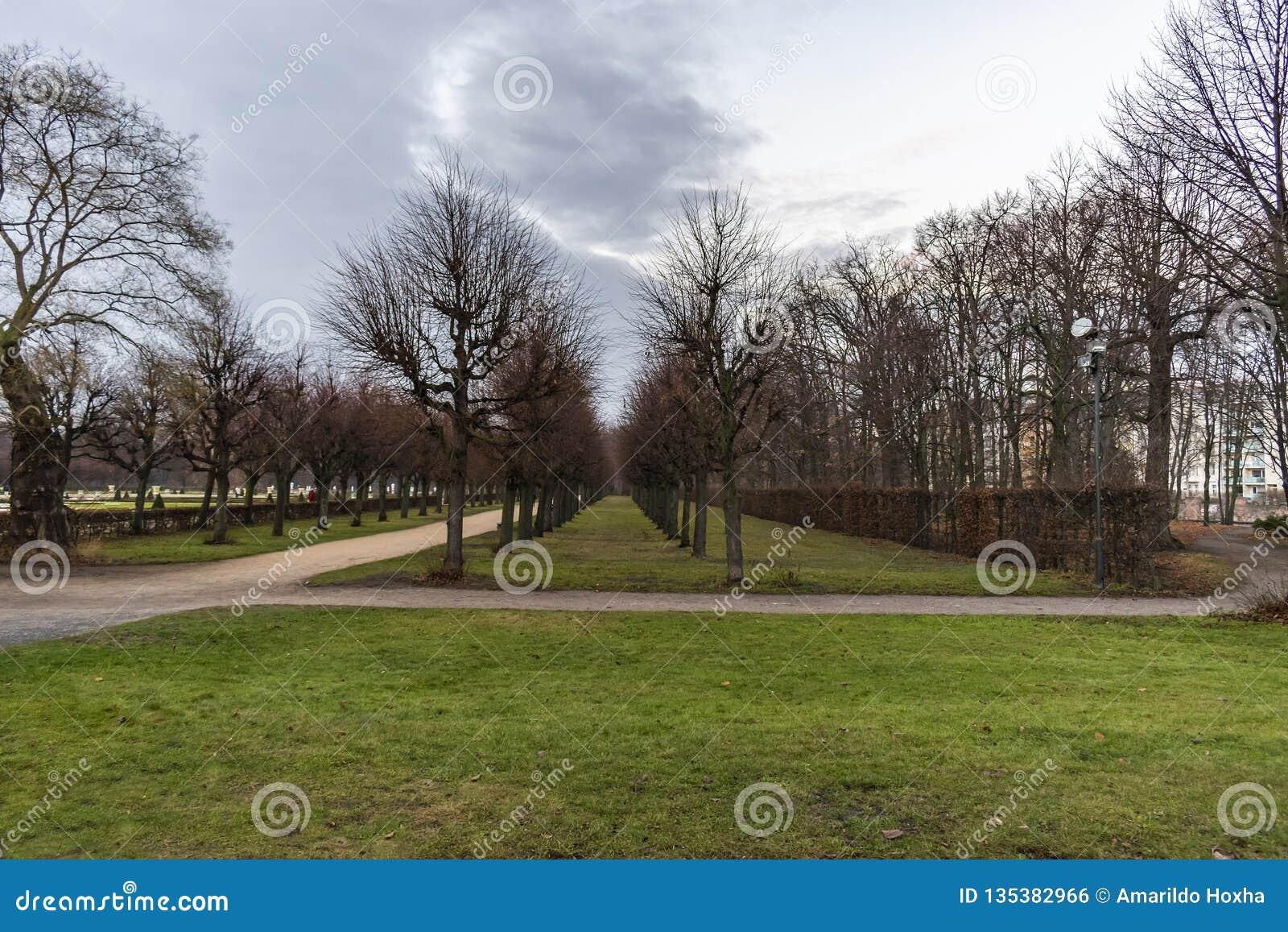 Charlottenburg slott, Berlin
