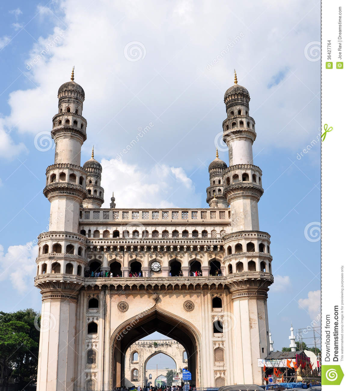 supermarket business plan in hyderabad charminar