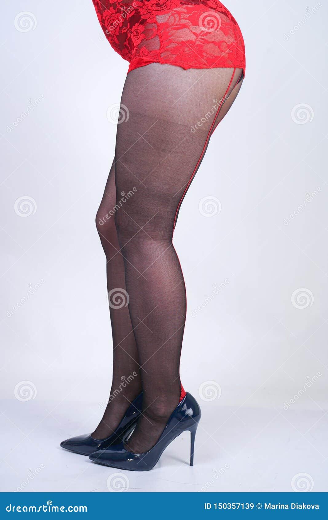 Blonde pantyhose Women Wearing