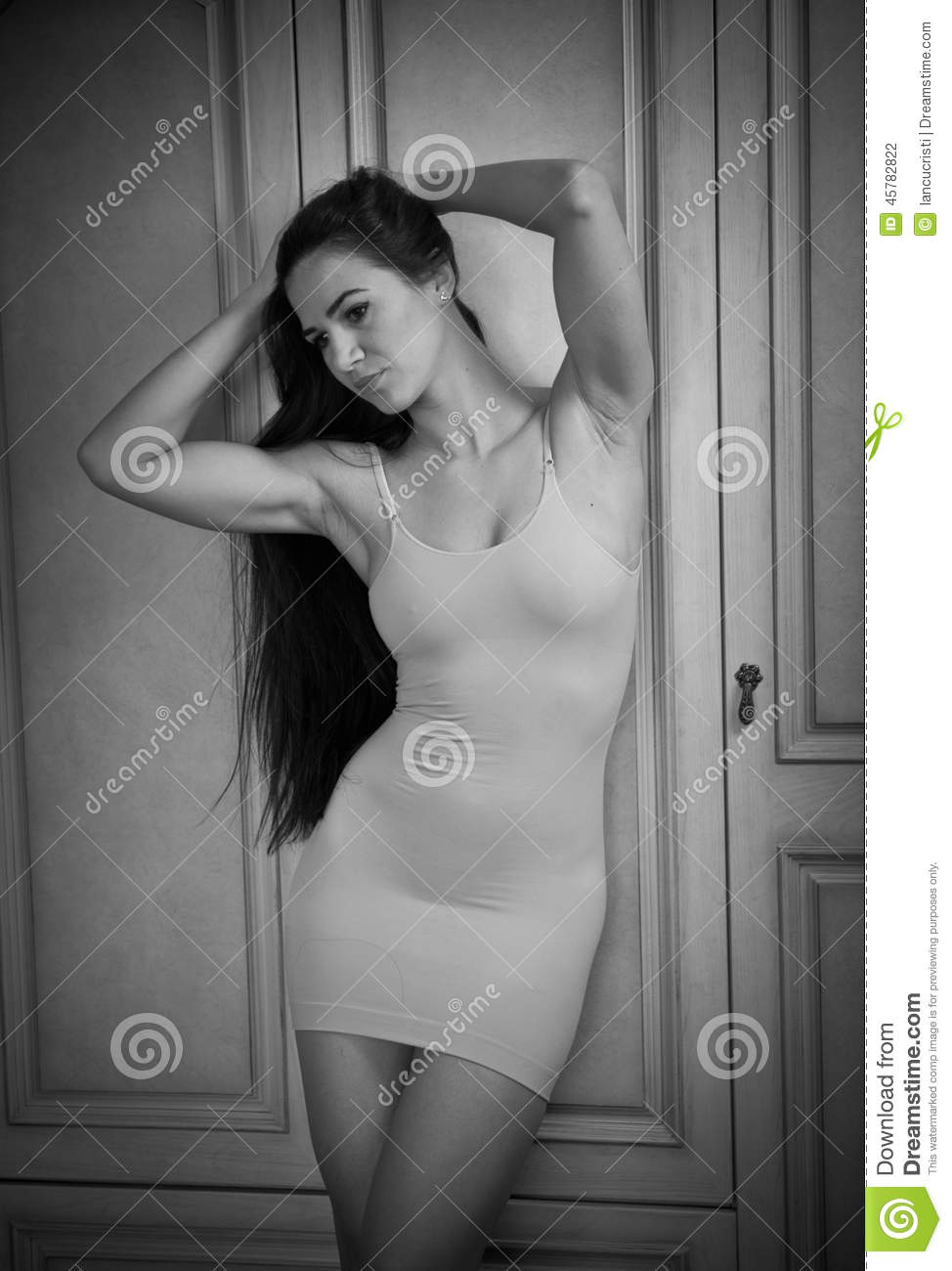 Just came vintage young woman nude