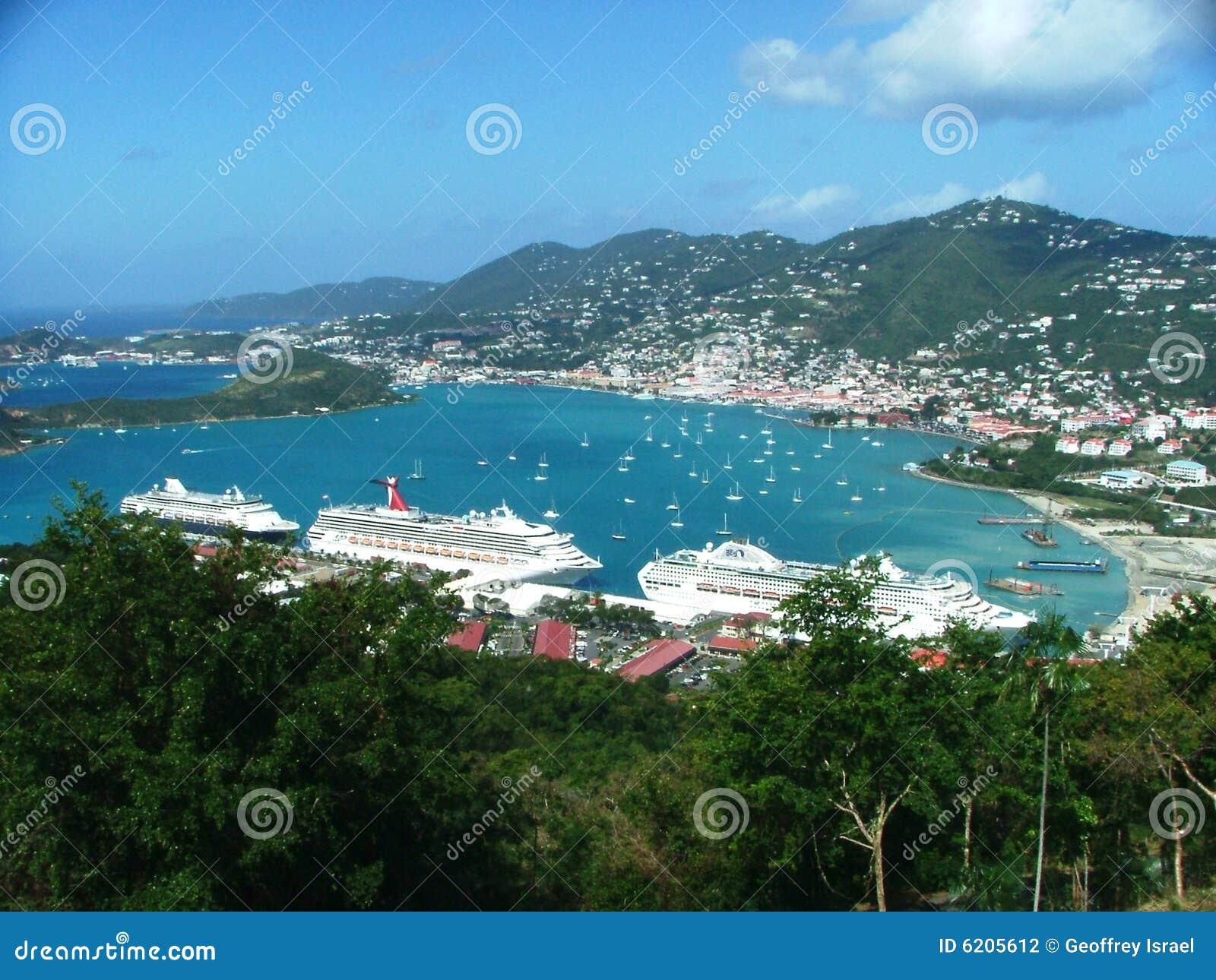 Virgin Islands Sant Thomas