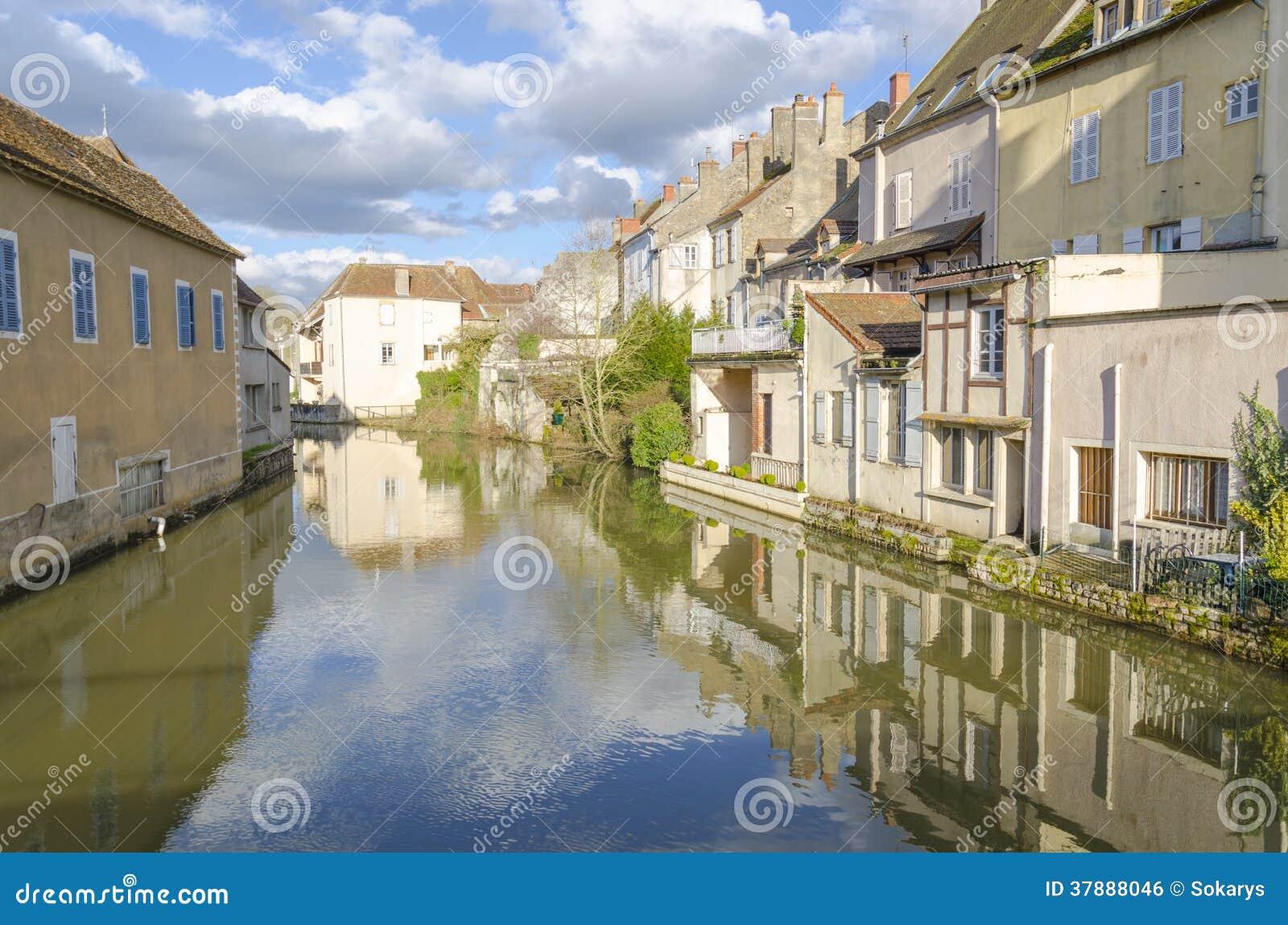 Charolles, Bourgondië, Frankrijk, saone-et-Loire