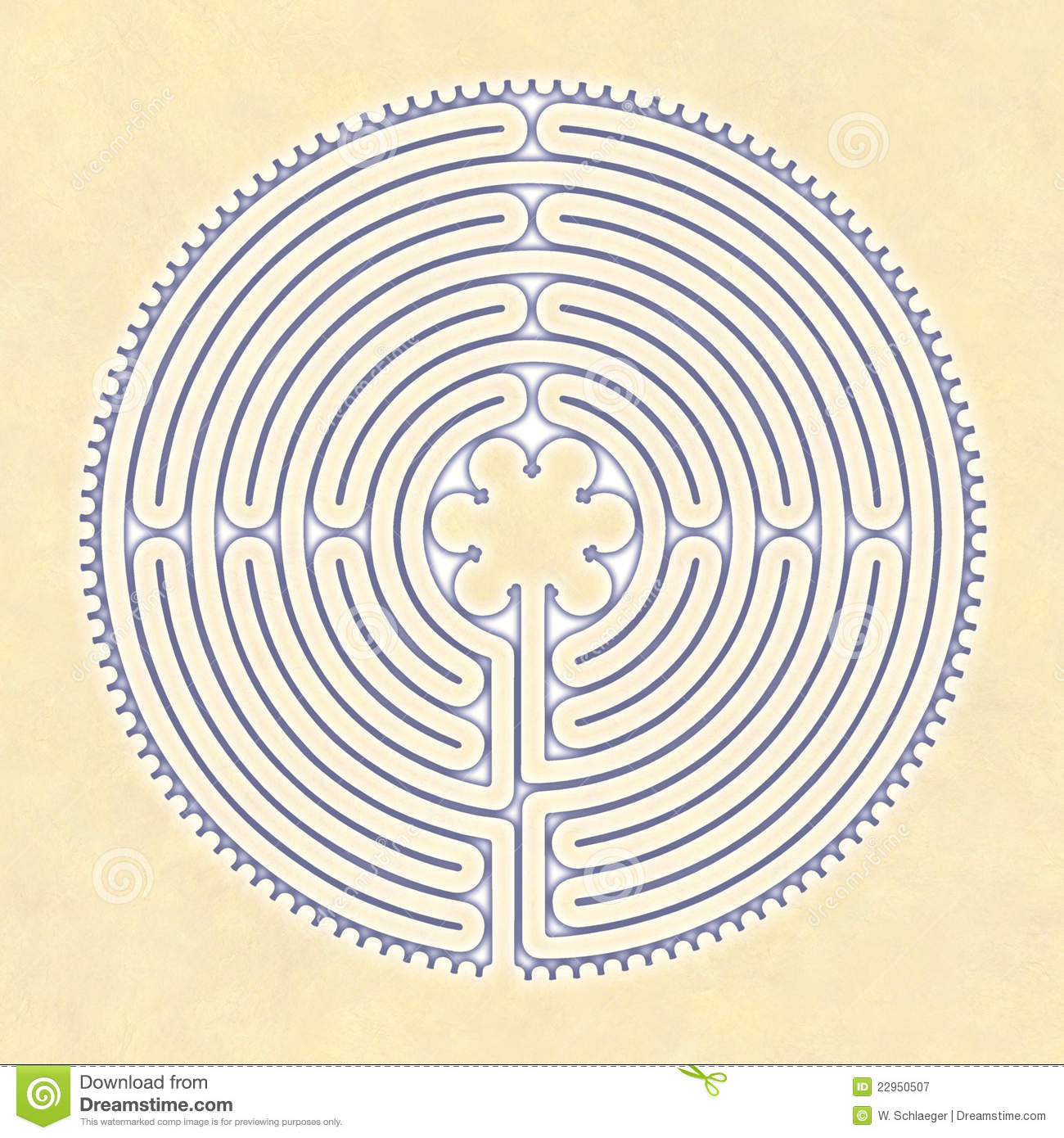 graphic about Finger Labyrinth Printable titled Chartres Labyrinth inventory impression. Graphic of religious, region