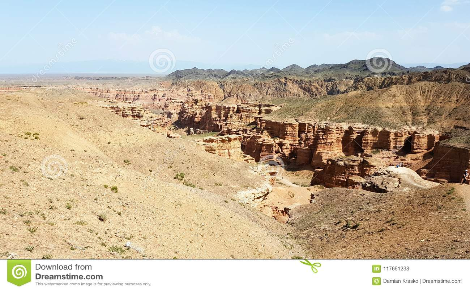 Charyncanion in Kasachstan