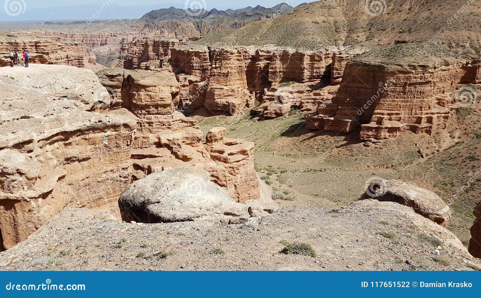 Charyncanion in kazakstan
