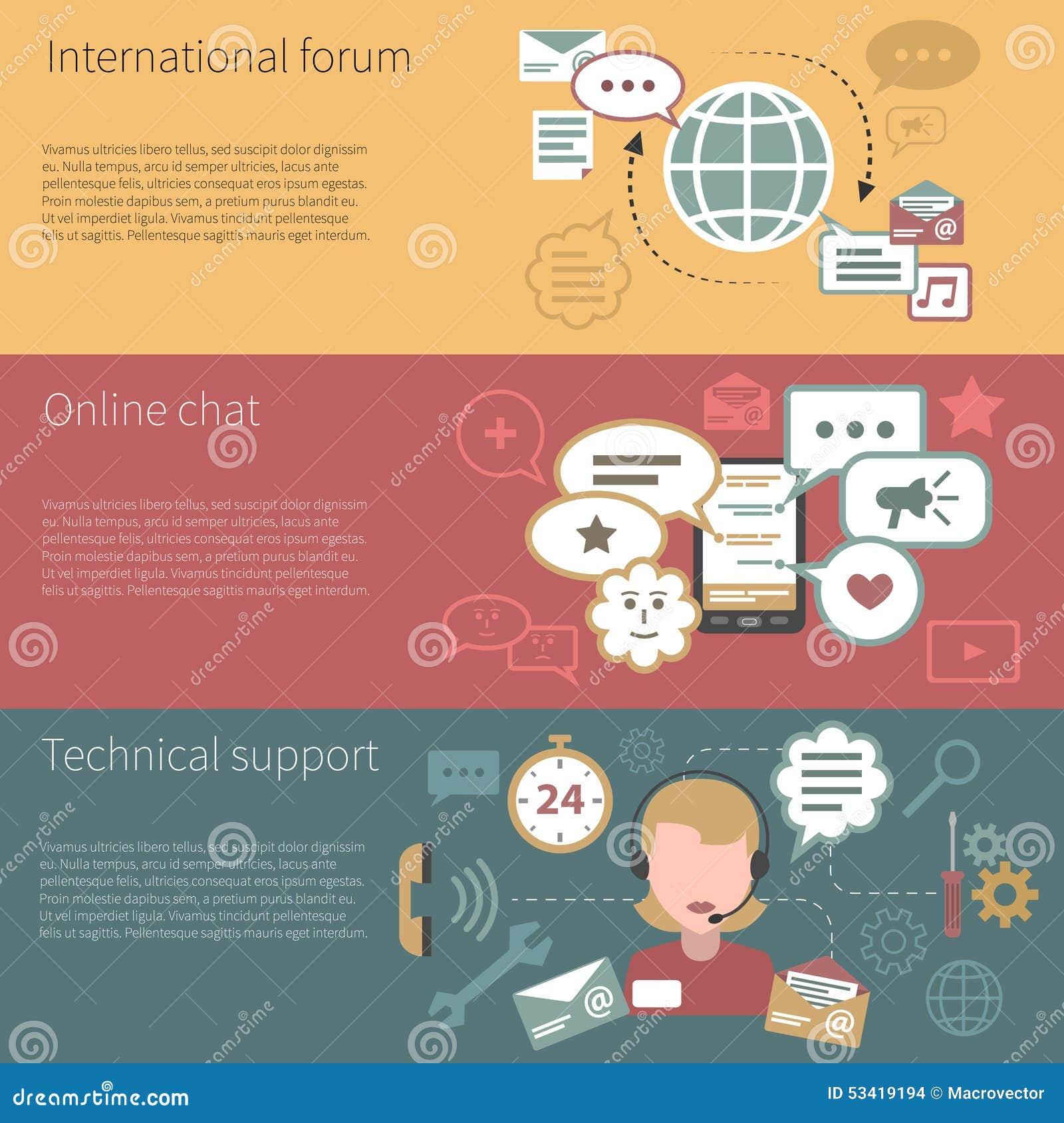 chat tech banner web plu