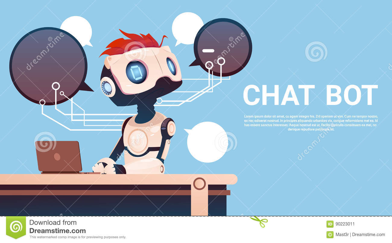 Dating site chat bot