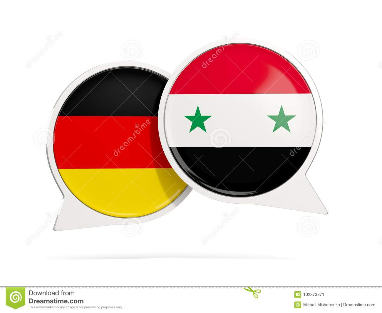 Syria chat
