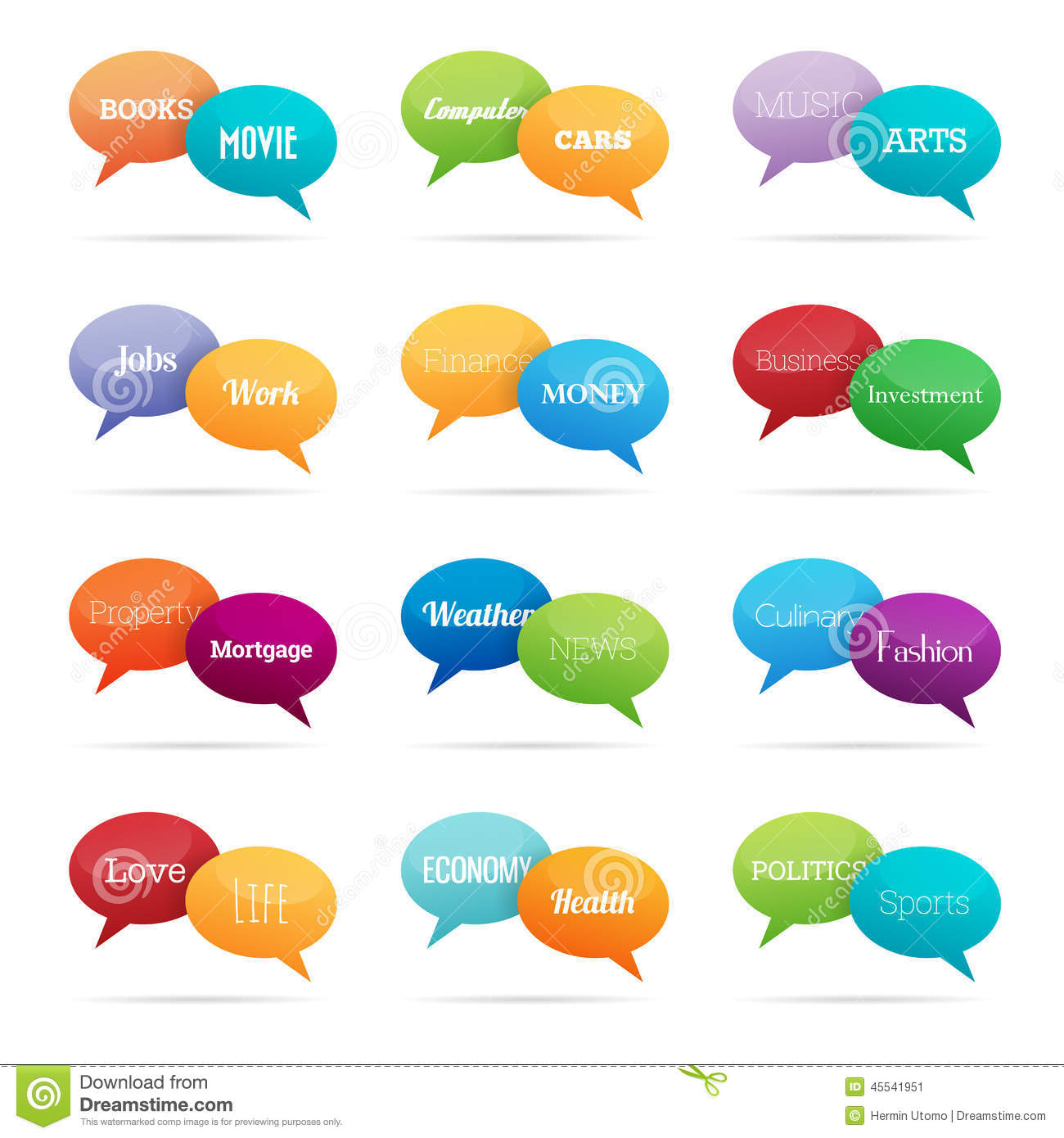Topics to chat about