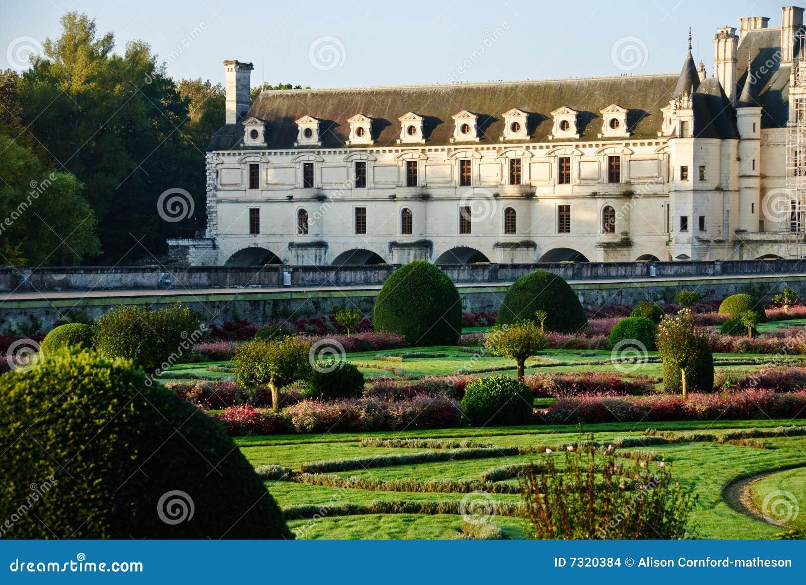Chateau Chenonceau - Loire Valley, Francia