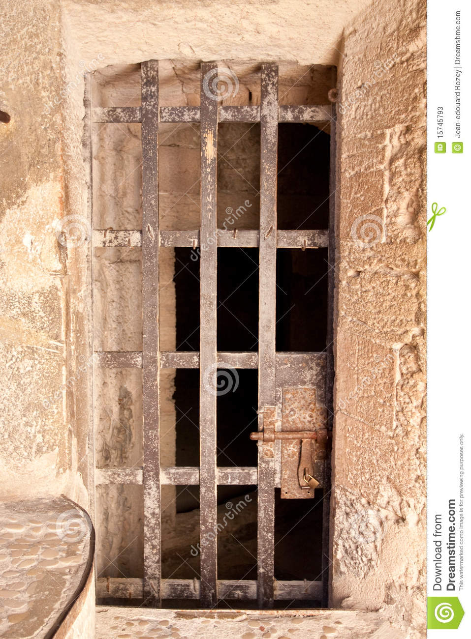 chateau d u0026 39 if stock image  image of mediterranean  prison