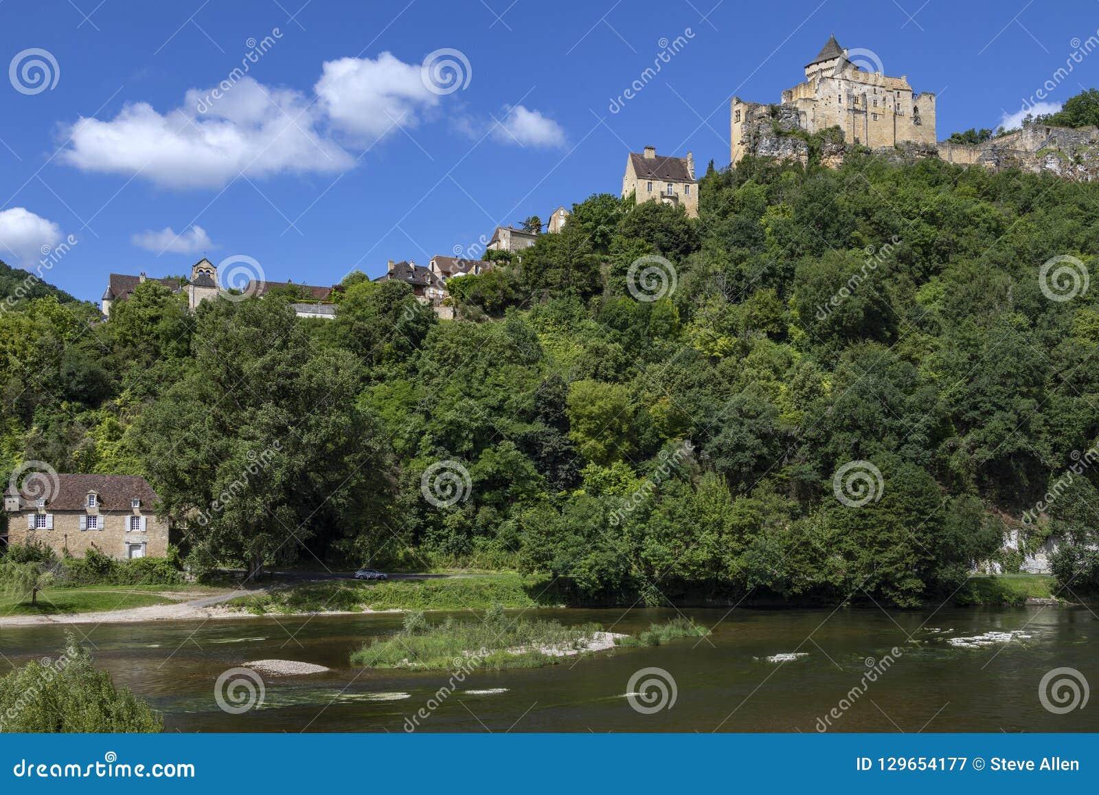 Chateau de Castelnaud - Dordogne - Γαλλία
