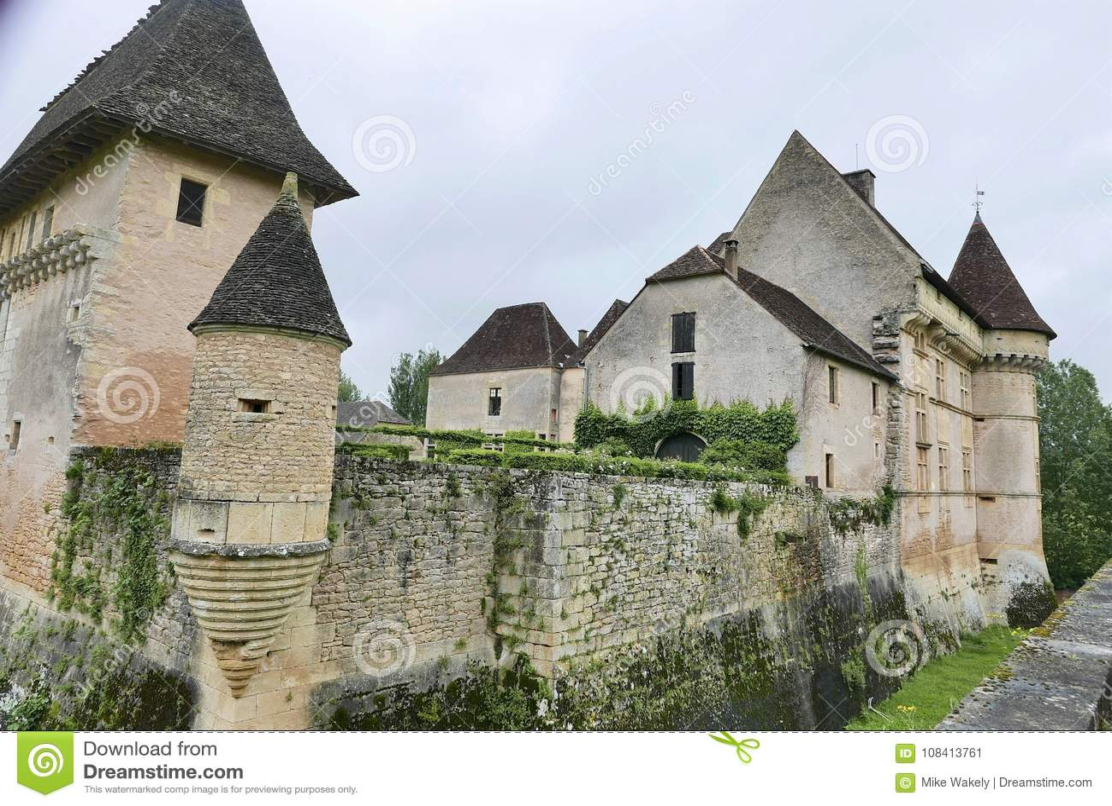 Chateau de Losse en Thonac en la Dordoña