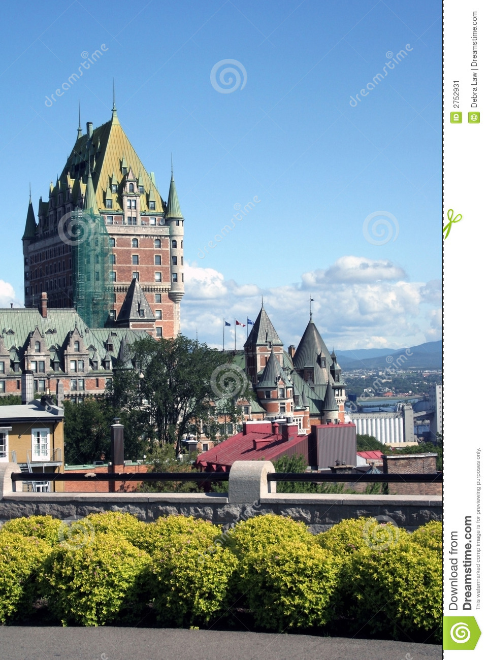 Chateau frontenac canada for Design hotel quebec city