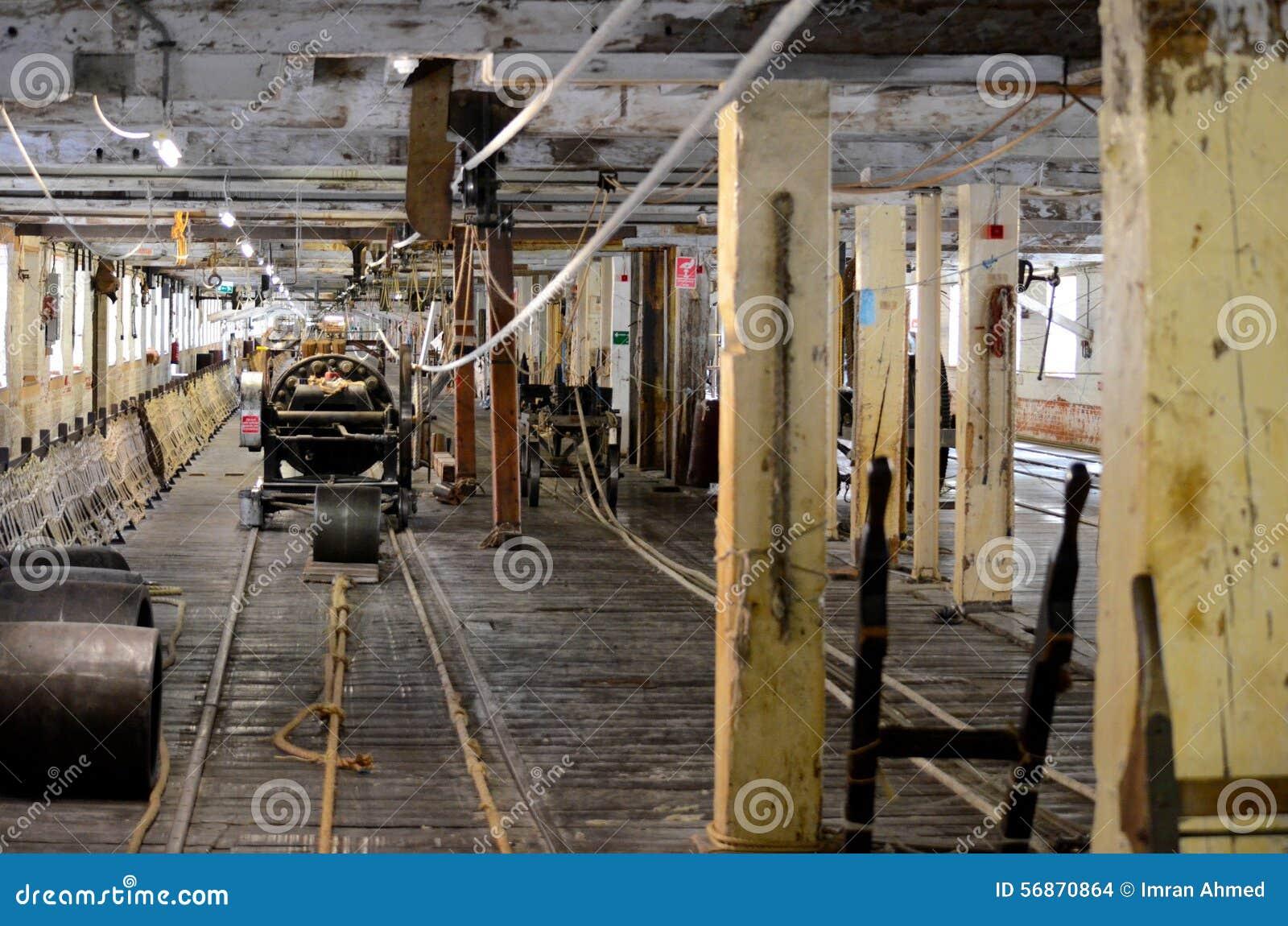 The Chatham Dockyard 39 S Historic Victorian Ropery Kent