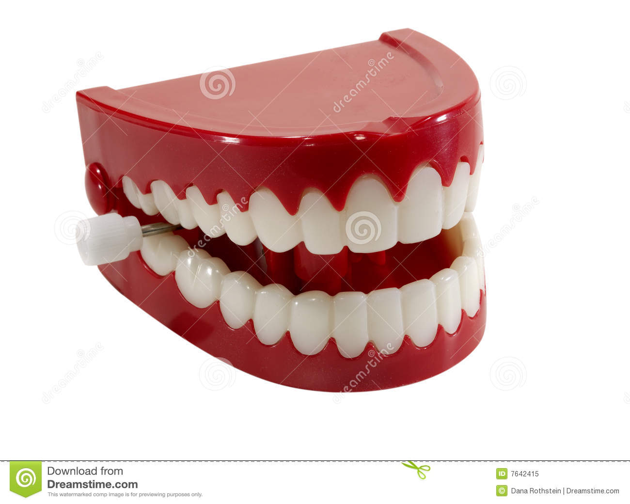 Kitchen cabinet clipart - Chatter Teeth Royalty Free Stock Photo Image 7642415