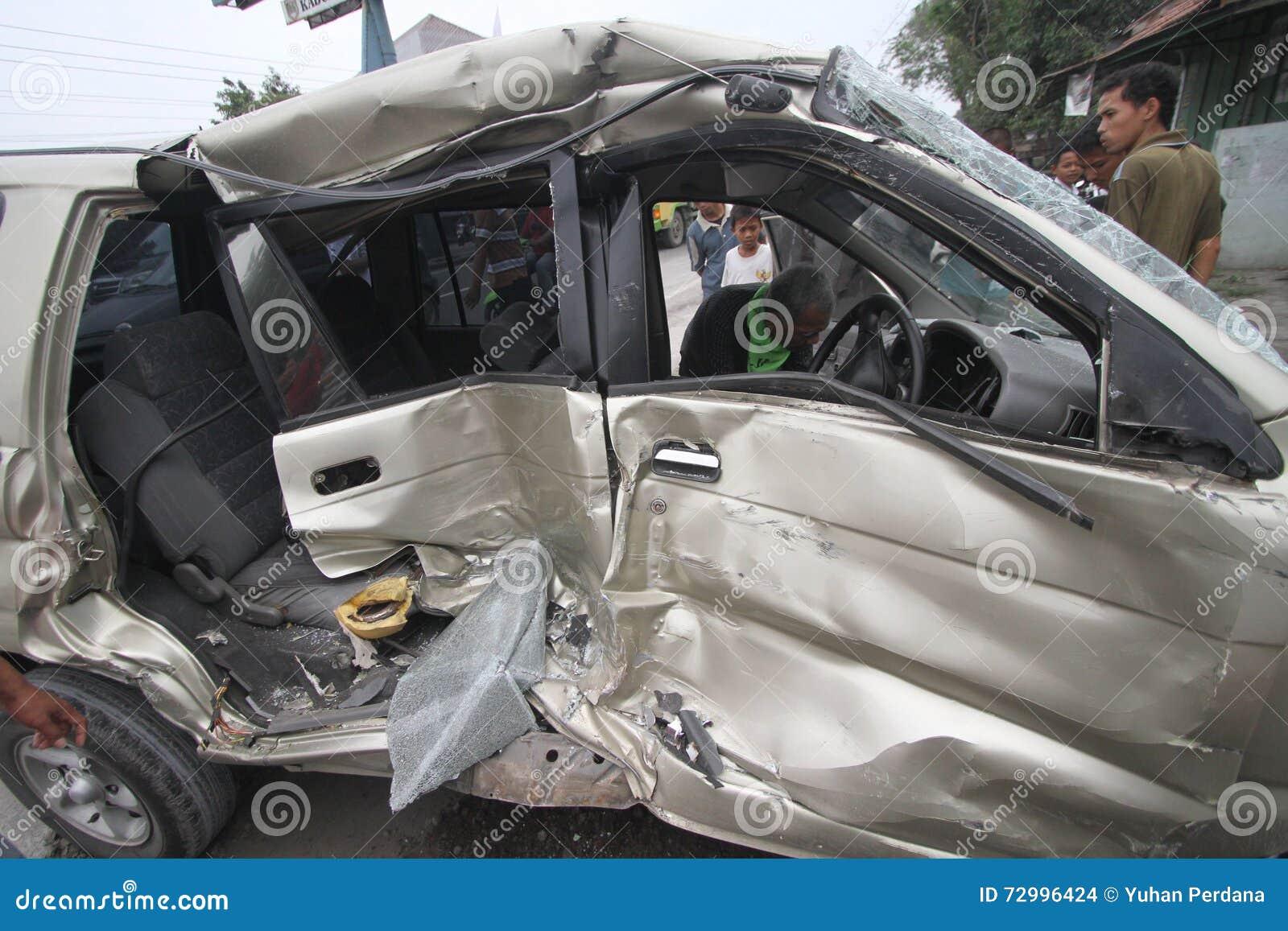 Chaufförförsummelse för trafikolyckor tack vare
