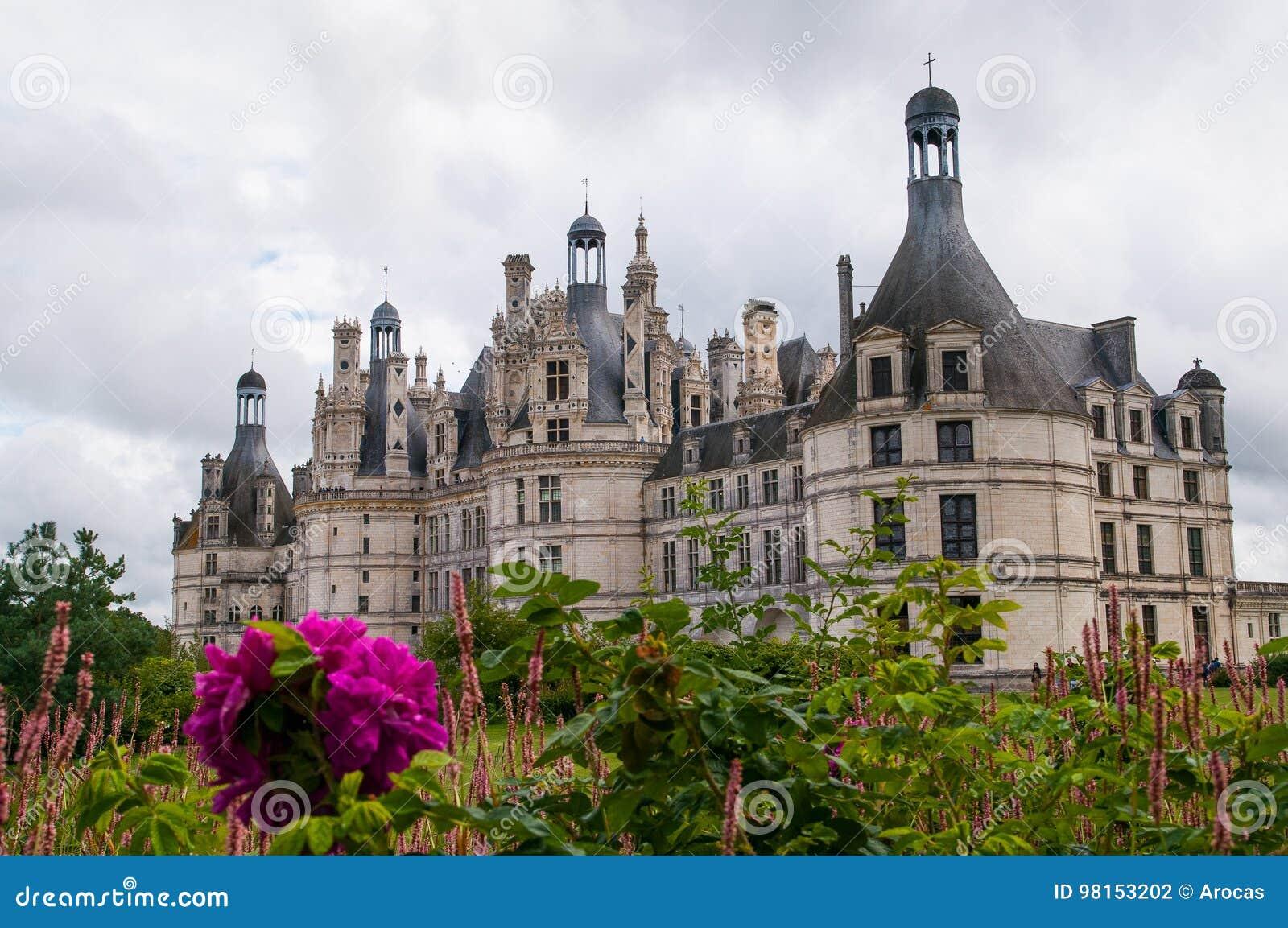 Chaumont Castle