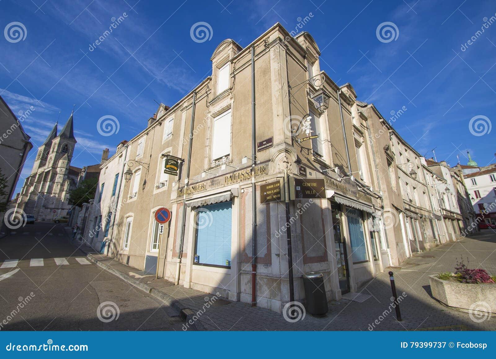 Chaumont, Marne, Francja