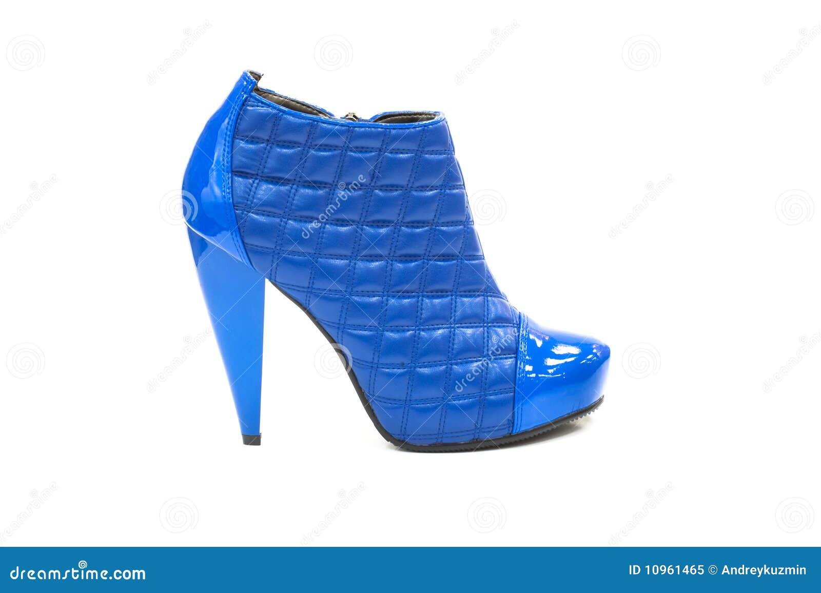 Chaussure A Talon Avec Pique