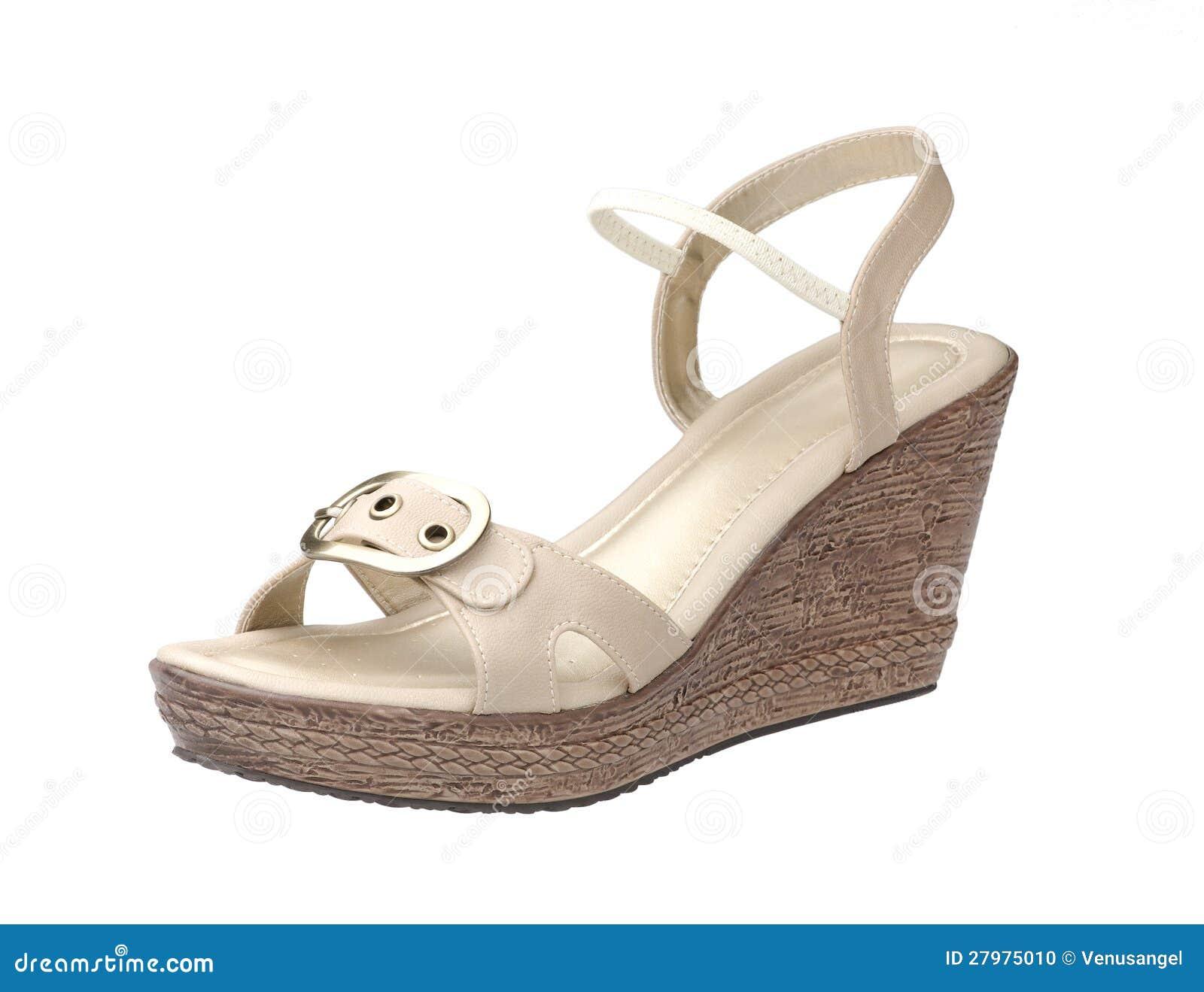 chaussure de femme de talon haut photo stock image 27975010. Black Bedroom Furniture Sets. Home Design Ideas