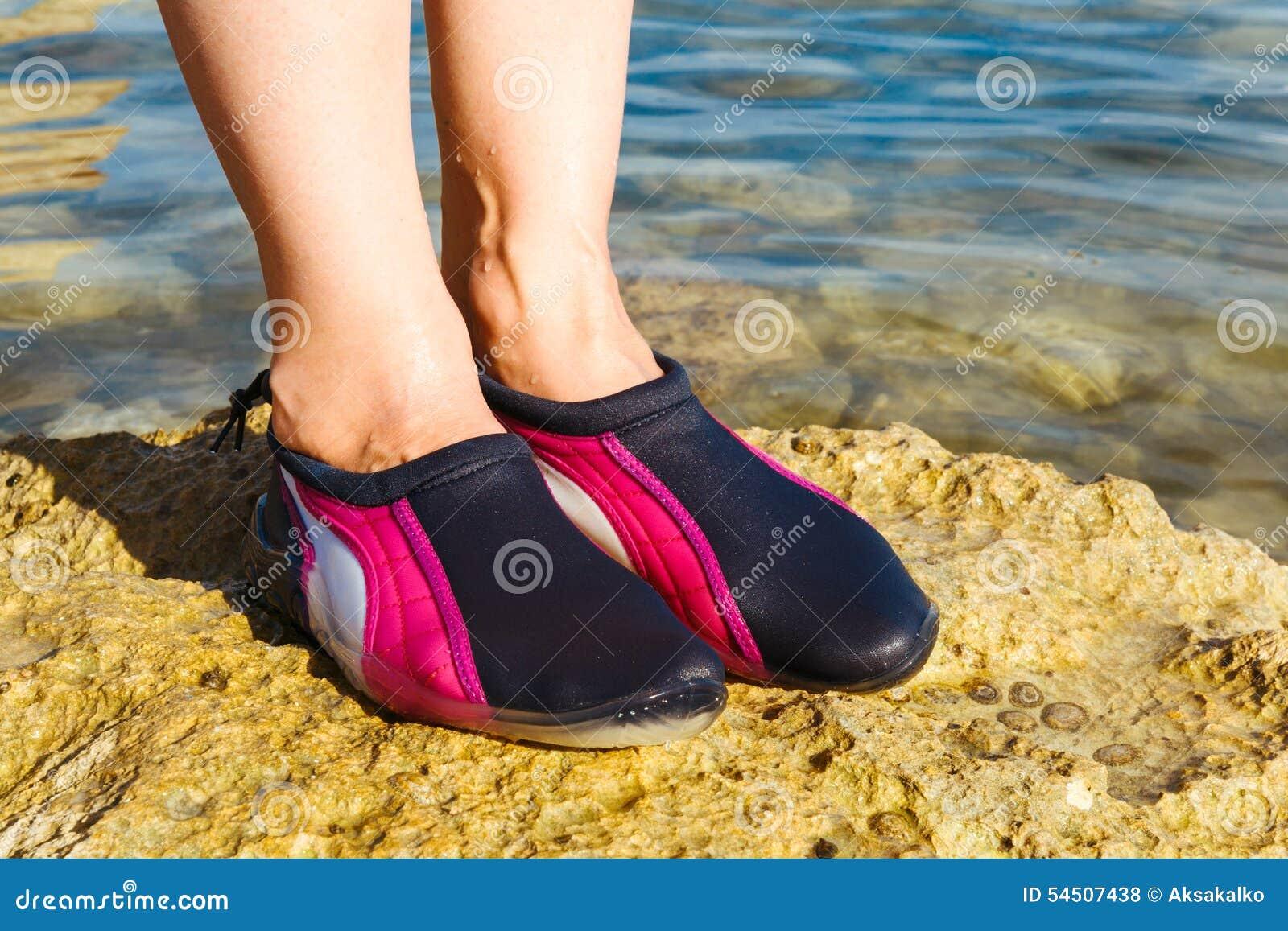 Chaussure de l eau