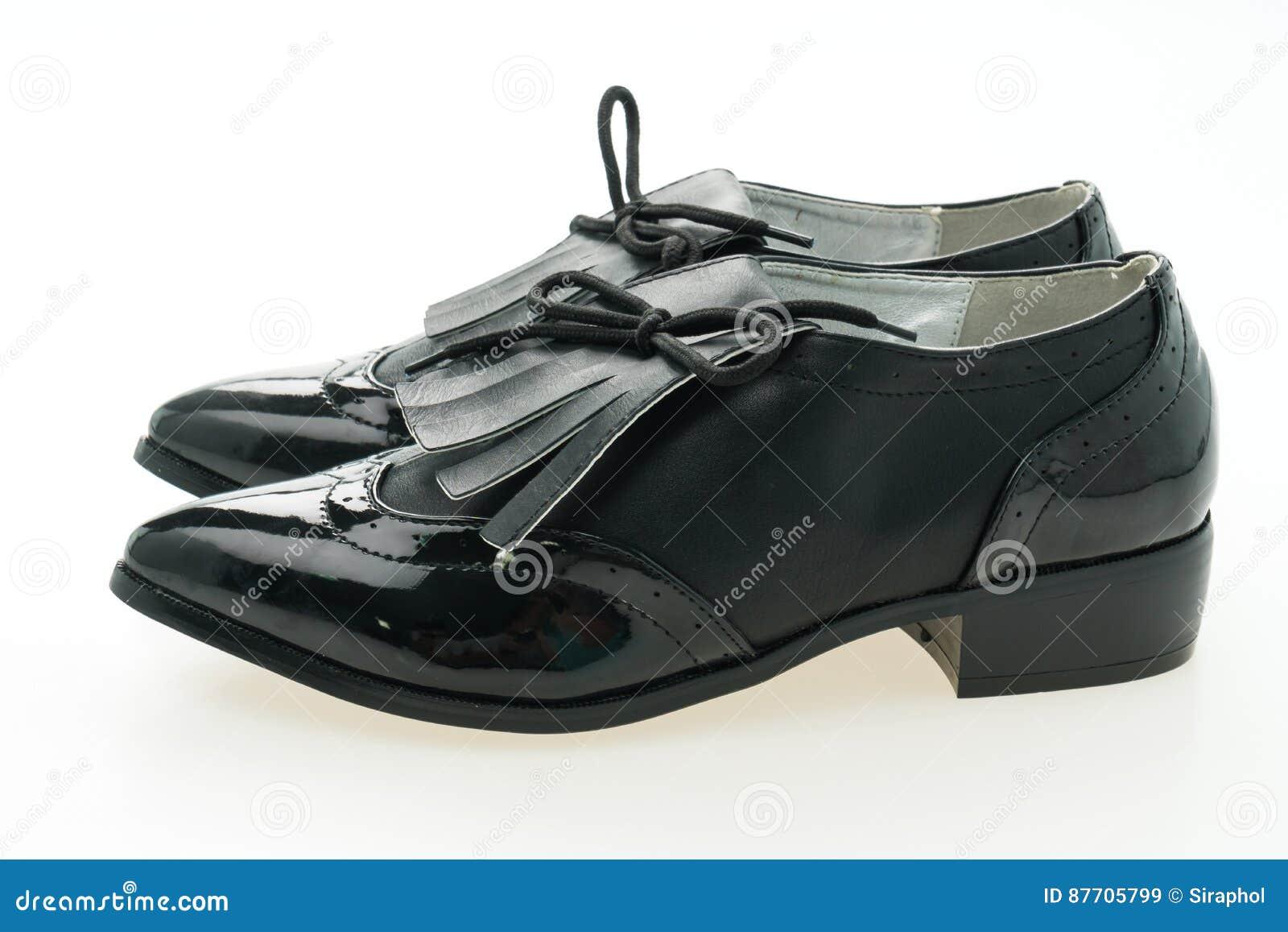 Chaussures de femme d isolement