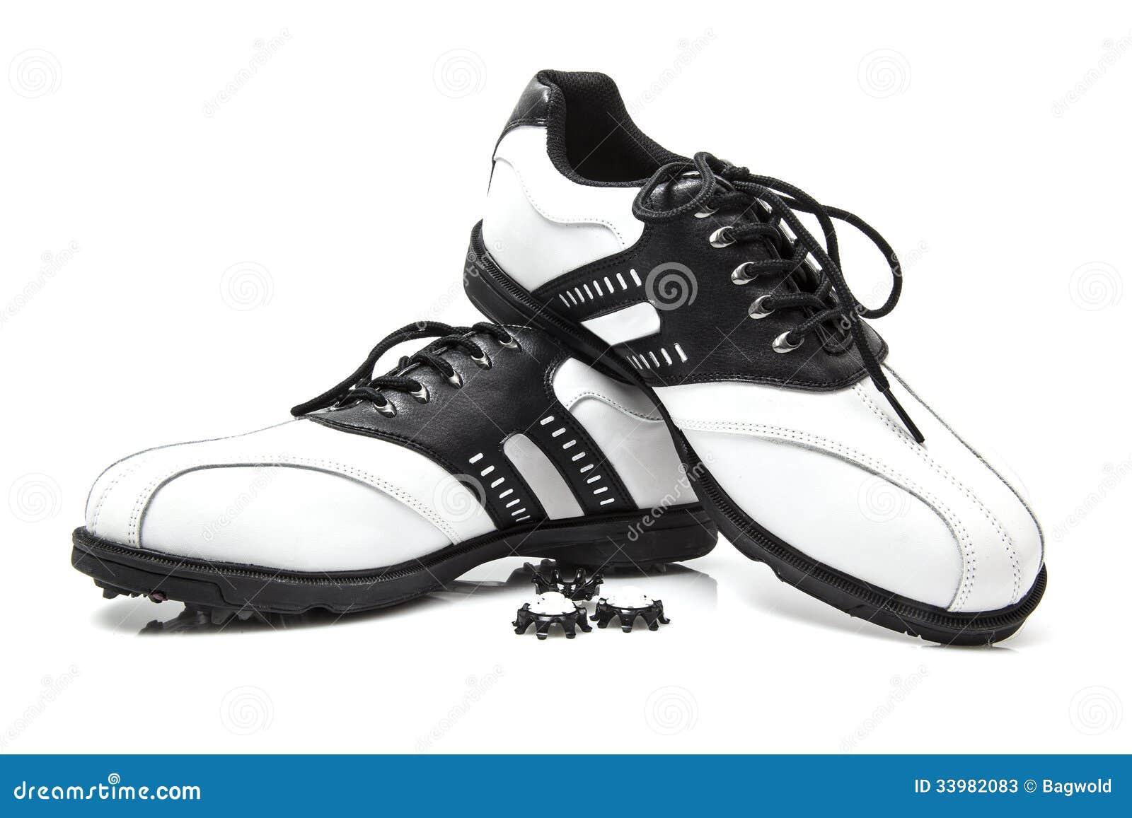 Chaussures de golf avec les transitoires disponibles