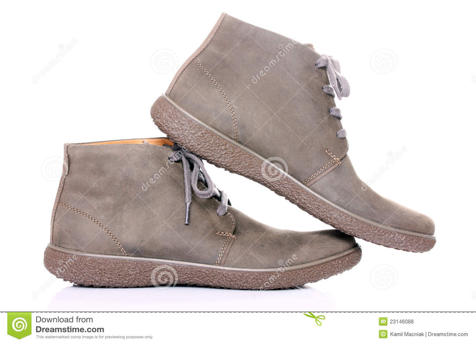 stockImage mâlebrun Chaussures photo de l'hiver du LqzpSUMjVG
