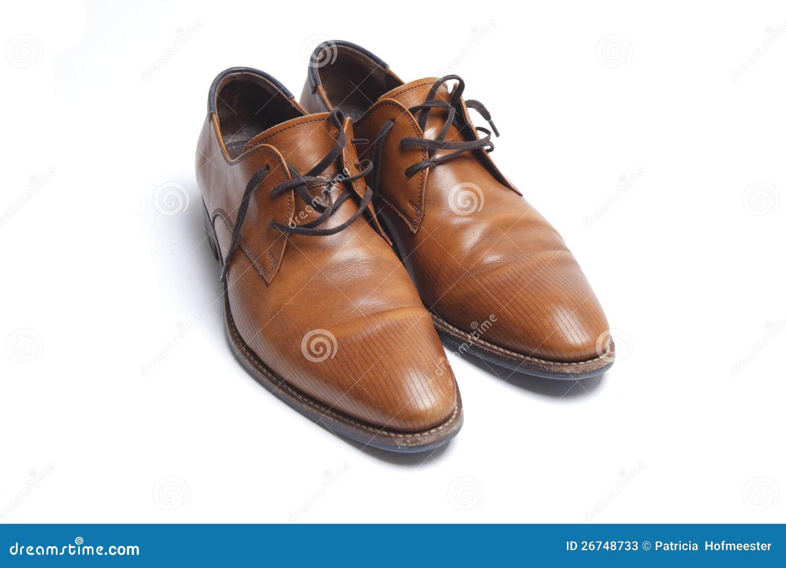 Chaussures de mens de Brown