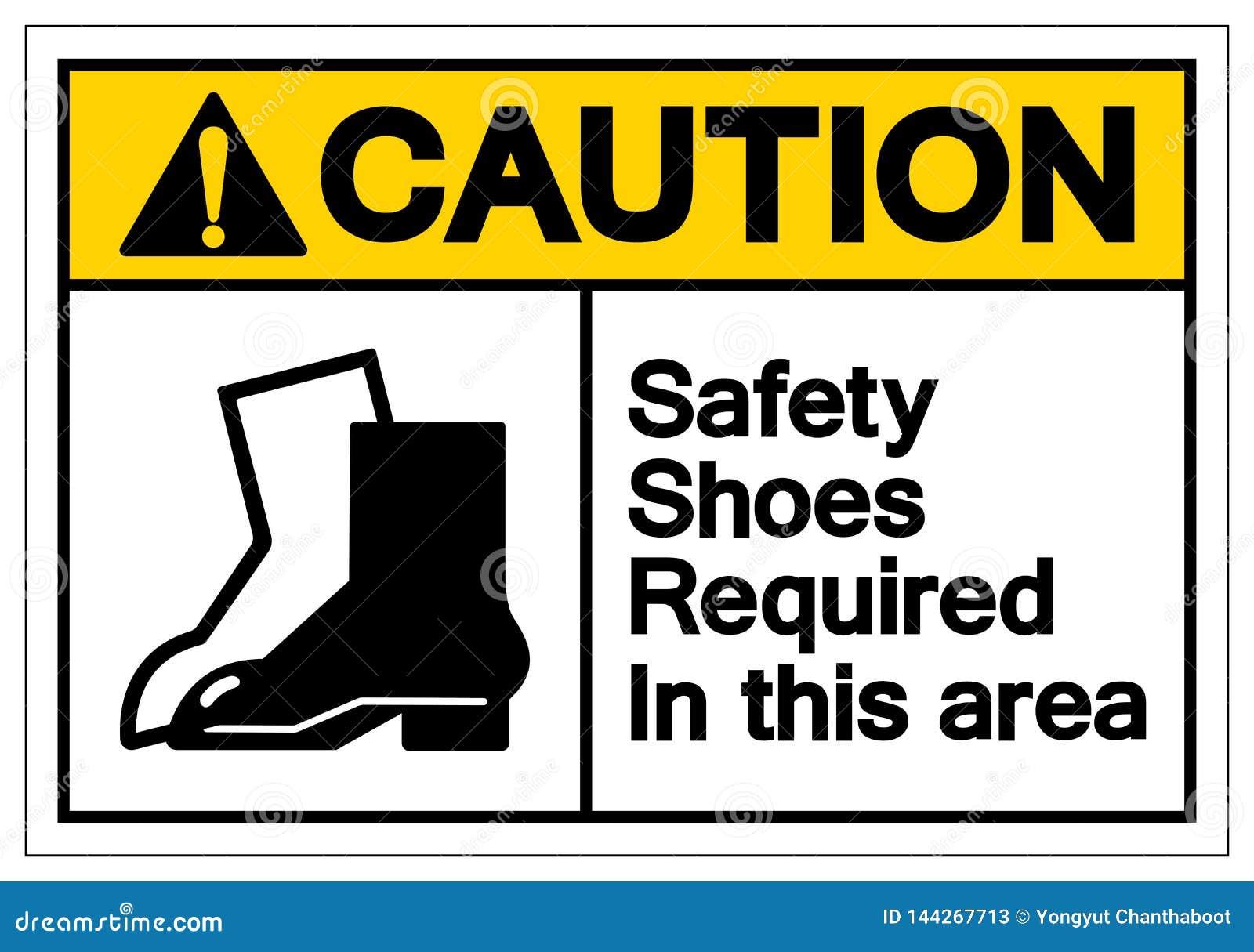 Chaussures De Sécurité Requises Signe Ce Dans Précaution De 3q4jL5AR