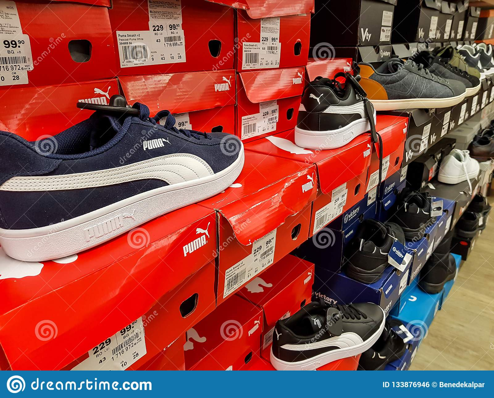 chaussure puma magasin