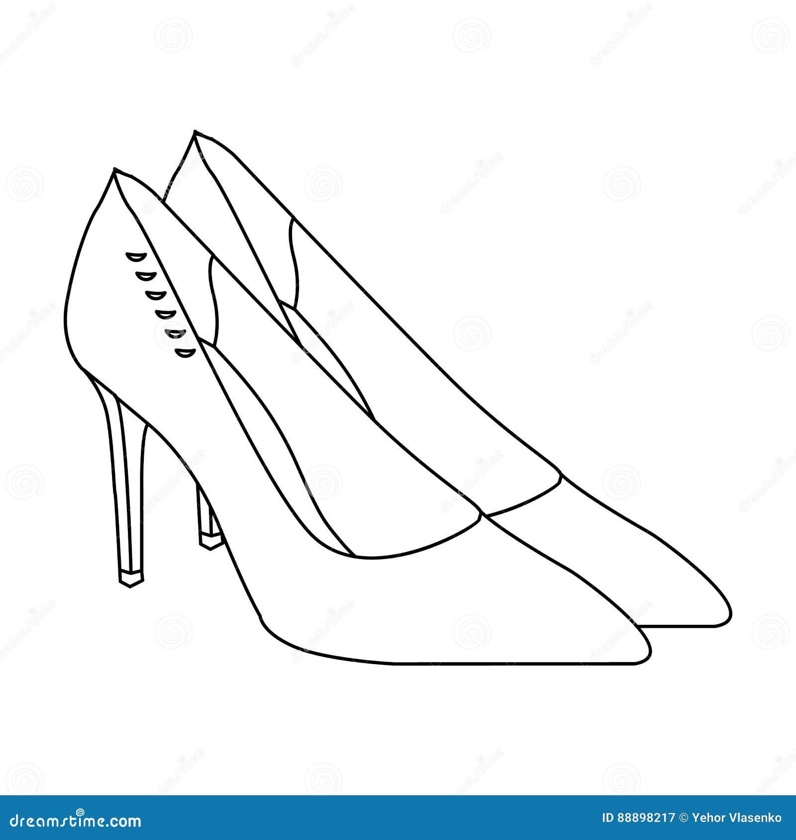 Cuir Talons Avec S Sport En Chaussures Femmes De Des xrCoedB