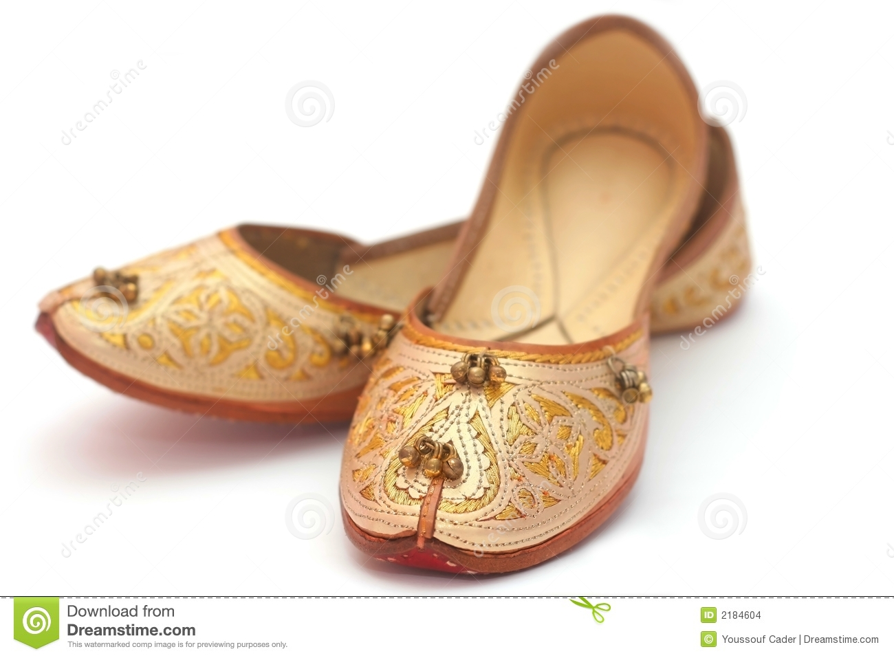 chaussures indiennes