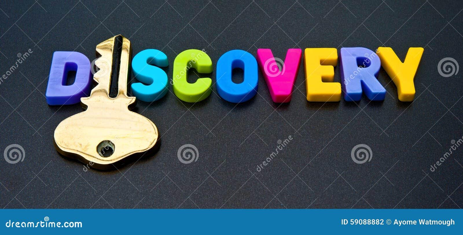 Chave à descoberta