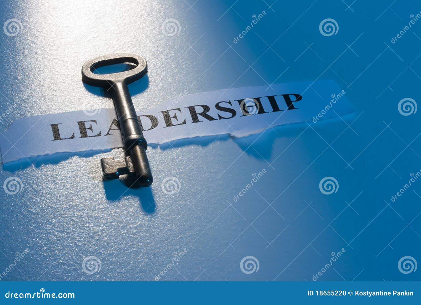 Chave à liderança