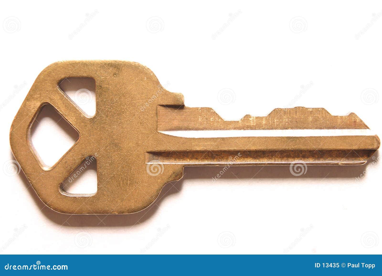 Chave da porta