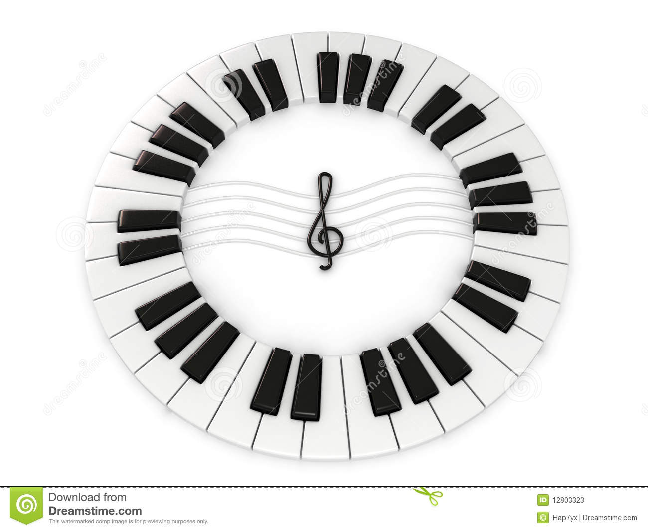 Chave do piano
